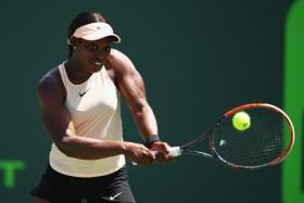 Sloane Stephens will enter the top 10 for the first time next week when the WTA rankings are announced,