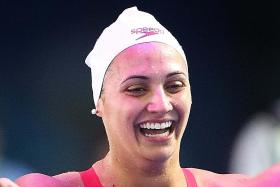 Commonwealth Games outdoor pool poses challenge for swimmers