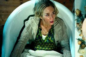 Movie reviews: A Quiet Place, The Hurricane Heist