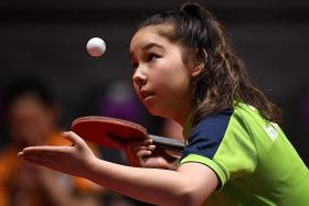 Welsh table tennis whiz kid, 11, set to train in China