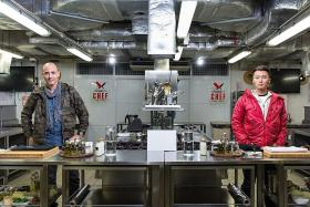 Tse aiming to reshape image of Chinese cuisine through show
