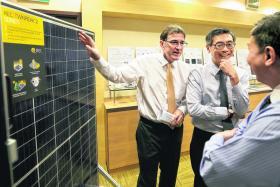 'Energy islands' to produce solar power