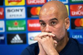Man City manager Pep Guardiola said Man United have an adtvantage having rested all week.