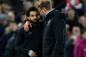 Liverpool's Mohamed Salah is unlikely to be risked by manager Juergen Klopp in the match against Everton.