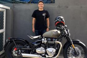 New video clips by local motorcycle association spotlights bike issues