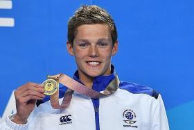 Great Scott! Chalmers, le Clos beaten in 100m free final