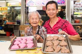 Hawkers, HPB unite to introduce wholegrain versions of popular dishes
