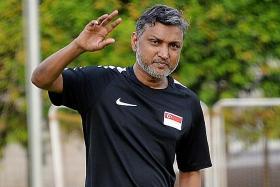 Sundram steps down as Lions coach