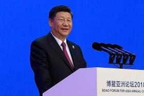 Xi renews pledges to open economy, cut tariffs this year