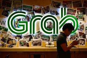 Grab is top recipient of VC investment in the world for Q1