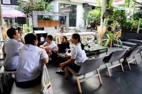 Bite the dust at Bangkok's 'death awareness' cafe