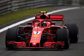 Ferrari are said to be upset over F1 owners Liberty Media's plans, which include a budget cap of around US$150 million (S$196.8m).