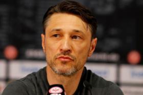 Eintracht Frankfurt coach Niko Kovac will join Bayern Munich on a three-year contract from July 1.