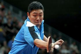 Gao Ning has won his first singles title at the Commonwealth Games, following silvers in 2010 and 2014.