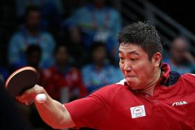 Gao Ning wins two golds on final day