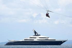 Indonesia court rules yacht seizure in 1MDB case invalid