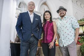 MasterChef Singapore judges unveiled