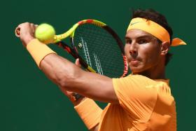 Rafael Nadal will meet Grigor Dimitrov in the semi-finals of the Monte Carlo Masters.