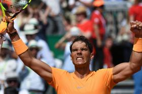 Rafael Nadal must retain the Monte Carlo Masters title to stay as world No. 1.