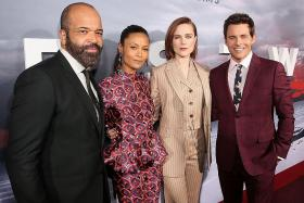 Thandie Newton, who swore off nudity, gets naked again for Westworld