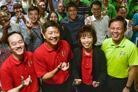 Ng Chee Meng likely to be new NTUC chief
