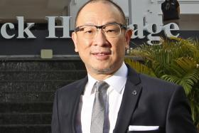 Businessman Rodney Tan Boon Kian.