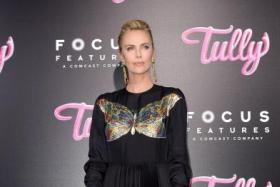 The butterfly effect: Theron spreads wings for new style direction
