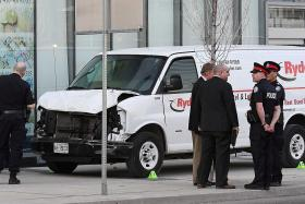 Witnesses describe horrific scenes after deadly Toronto van attack