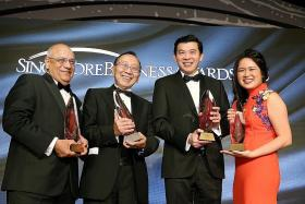 Executive chairman of PhillipCapital is Businessman of the Year