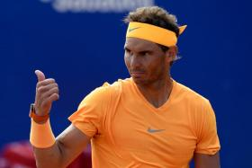 Rafael Nadal has won every final he has played in Barcelona.