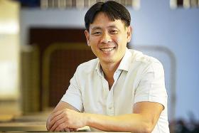 Government and activism should listen to each other: Louis Ng
