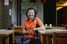 MP for Nee Soon GRC Lee Bee Wah: I never feel intimidated
