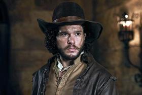 Kit Harington plays his own ancestor in TV show Gunpowder