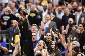LeBron on buzzer beater: I live for those moments