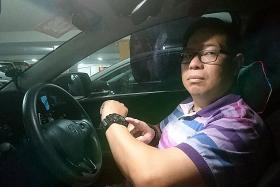 Uber drivers pick up passengers until app's final moments