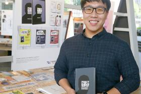 NYP student designs guide for single dads with teen girls