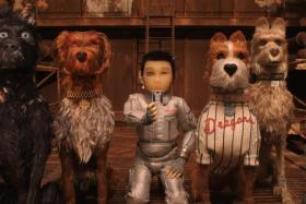 The stop-motion Isle Of Dogs may initially creep you out, but its charm and satirical wit will win you over.