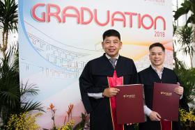 Middle-aged TP graduates champion lifelong learning