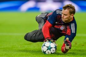 Manuel Neuer, an integral part of Germany's World Cup-winning side in 2014,