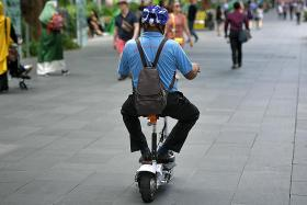 Can pedestrians and PMDs co-exist?