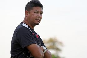 Home United coach Aidil: Turn adversity into advantage