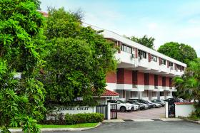 Fernhill Court up for collective sale at reserve price of $125m