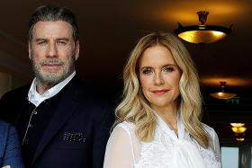 John Travolta back at Cannes Film Festival for new movie Gotti