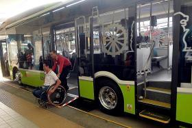 LTA calls tender to buy 100 three-door buses
