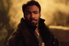 Solo star Donald Glover loved his Millennium Falcon 'bachelor pad'