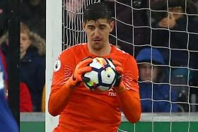 Courtois expects Mourinho FA Cup surprise