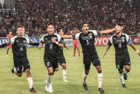 Home coach Aidil: Forget win over Persija, focus on next game