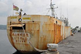 Navy intel centre helps keep region's water safe
