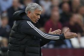 If Manchester United win the FA Cup, it will be Jose Mourinho's third trophy with the Red Devils.