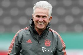 Jupp Heynckes will be hoping to end his fourth stint as Bayern coach with another piece of silverware, the German Cup.